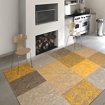 Rugs -Vintage - Yellow 8001 - 8084