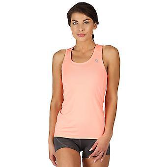 2 sala gimnastyczna Reebok Women's Pack Koszulka bez rękawów Performance Sports cyfrowy Chalk Pink Zielony Romy