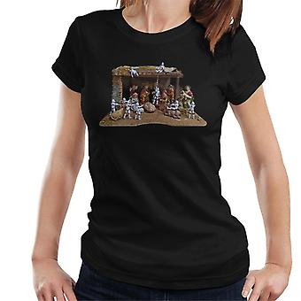Ursprungliga Stormtrooper jul Stormtivity Women's T-Shirt