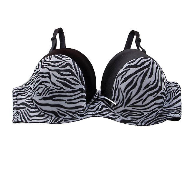 Waooh - Lingerie - Bra zebra print