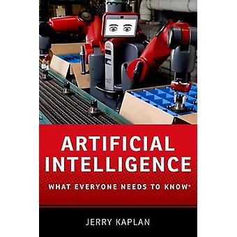 Artificial Intelligence by Jerry Kaplan - 9780190602390 Book
