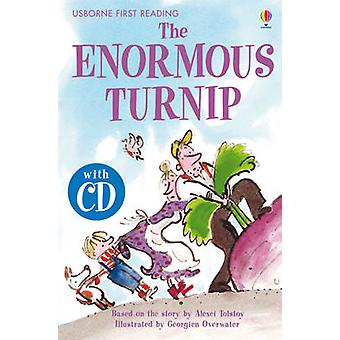 The Enormous Turnip (New edition) by Katie Daynes - Georgien Overwate
