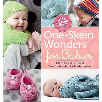 One-Skein Wonders for Babies by Judith Durant - 9781612124803 Book