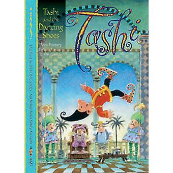 Tashi och dans skor av Anna Fienberg - Barbara Fienberg - Kim