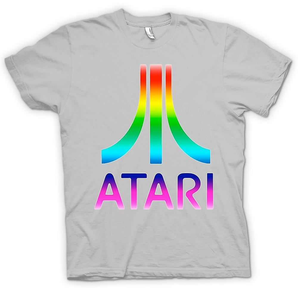 Herren T-Shirt - Atari Gaming-Retro lustiges