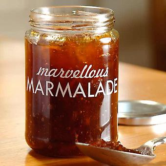 Marvellous Marmelade Jar - 390ml