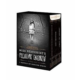 Miss Peregrine's Peculiar Children Boxed Set by Ransom Riggs - 978159