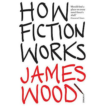 How Fiction Works by James Wood - 9781845950934 Book