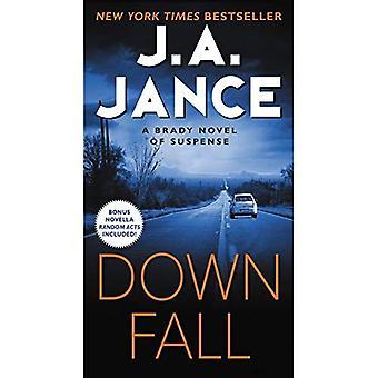 Downfall: A Brady Novel of� Suspense