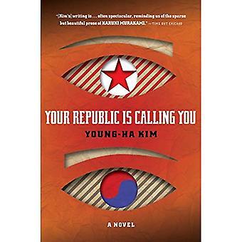 Uw Republiek belt u