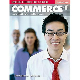 Oxford Inglês para carreiras: comércio 1: livro do aluno