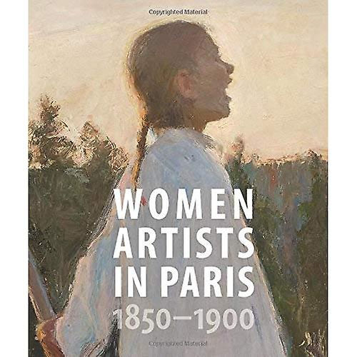 Femmes Artists in Paris, 1850-1900