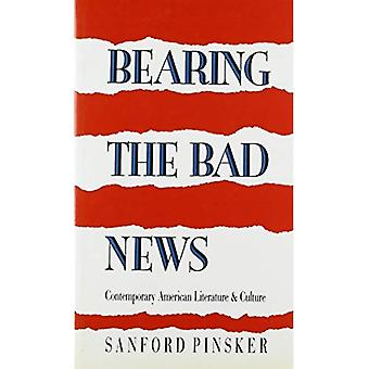 Bearing the bad news
