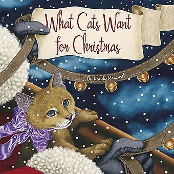 Wat katten wil voor Kerstmis