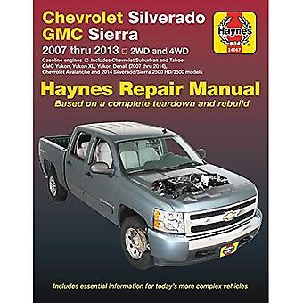 Chevrolet Silverado & GMC Sierra/Sierra Denali (1500), Silverado & GMC Sierra (2500 HD & 3500), Avalanche, Suburban, Tahoe, Yukon/Yukon XL & Yukon Denali Haynes Repair Manual