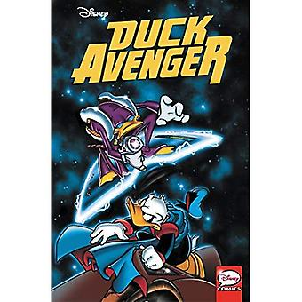 Duck Avenger nuove avventure, libro 1