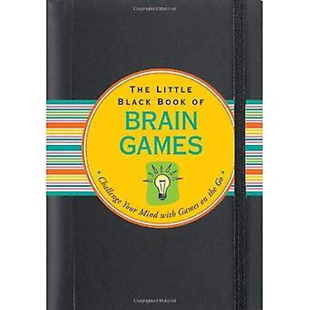 Little Black Book Of Brain Games (Brain Teasers) (Little Black Books) (Little Black Books (Peter Pauper Paperback))