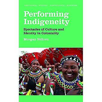 Utför härkomst: Anblickar av kultur och identitet i Coloniality (Dekolonial studier, postkolonial horisonter)