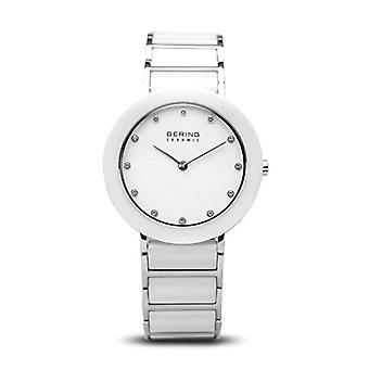 Bering Analog quartz women's watch with stainless steel band 11435-754