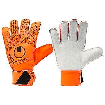 UHLSPORT STARTER RESIST JUNIOR Goalkeeper Gloves