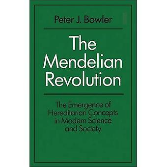الثورة مندلية ظهور مفاهيم هيريديتاريان في العلوم الحديثة والمجتمع ببيتر & الرامي