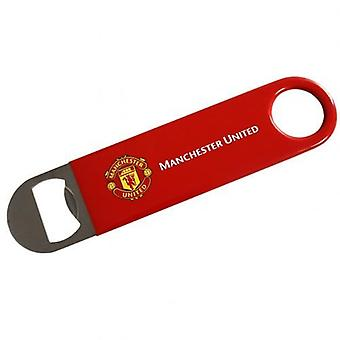 Manchester United Bottle Opener Fridge Magnet