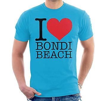 Uwielbiam Bondi Beach Men's T-Shirt