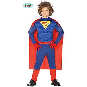 Infantiles disfraces superhéroes para niños