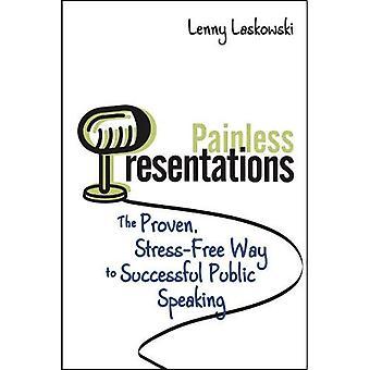 Schmerzlose Präsentationen: Der Beweis, stressfreier Weg zum erfolgreichen öffentlichen Sprechen