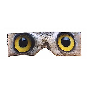 Lavender & Linseed Soothing Eye Pillow: Owl Eyes