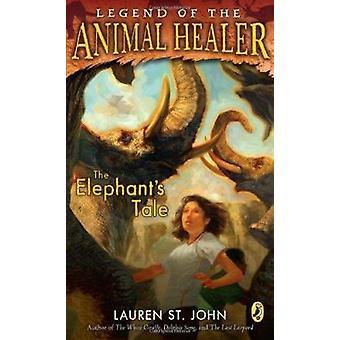 The Elephant's Tale by Lauren St John - 9780142418796 Book