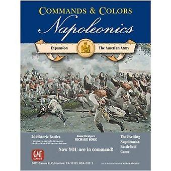 Commands & Colors Napoleonics Austrian Army Expansion 4