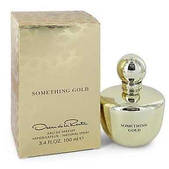 Something Gold By Oscar De La Renta Eau De Parfum Spray 3.4 Oz (women) V728-545112