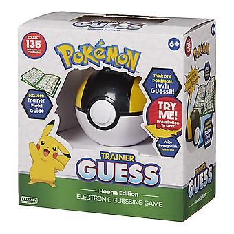 Pokemon trainer Guess-Hoenn Edition