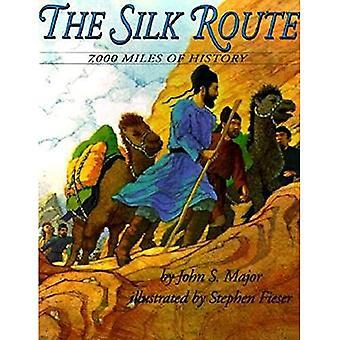 Die Seidenstraße: 7.000 Meilen Geschichte