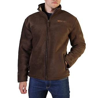 Geographical Norway-Usine_man Brown