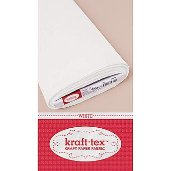 Kraft Tex Kraft Paper Fabric White 19