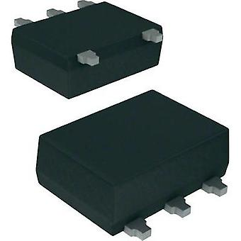TVS diode NXP Semiconductors BZA962AVL,115 SOT 665 6 W