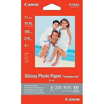 Photo paper Canon Glossy Photo Paper GP-501 0775B003 10 x 15 cm 210 gm² 100 Sheet Glossy