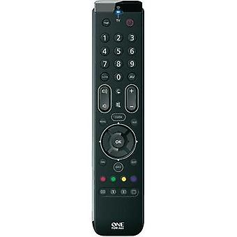 One For All URC 7110 Essence 1 Infrared (1076749) Remote control Black