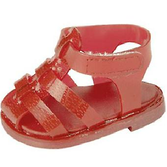 Kathe Kruse Red Water Sandals