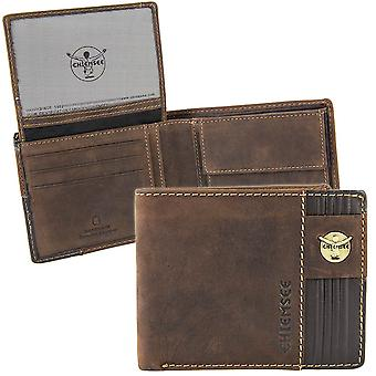 Chiemsee saddle leather purse wallet purse 64078