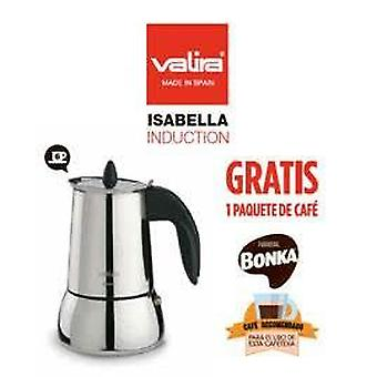 Valira Isabella coffee 6tazas + package bonka 9281 /