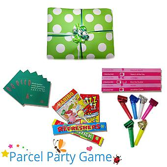 Maggiore Dinner Party Parcel Game - Ready Made