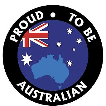 Proud To Be Australian Car Air Freshener