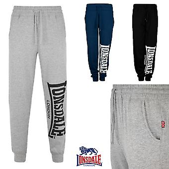 Lonsdale mens sweatpants logotyp stor