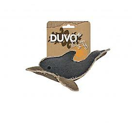 Duvo+ Toy Dog Canvas Delfin (Dogs , Toys & Sport , Stuffed Toys)