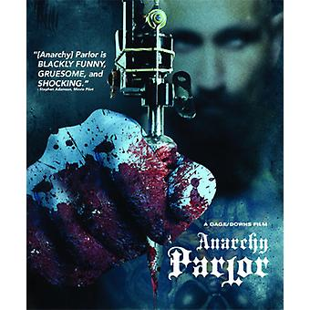 Anarchy Parlor [Blu-ray] USA import