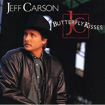 Jeff Carson - Butterfly Kisses [CD] USA import