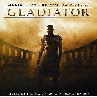 Zimmer/Gerrard - Gladiator [Music From the Motion Picture] [CD] USA import